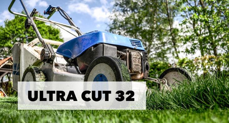Ultra Cut 32 : une tondeuse performante et robuste